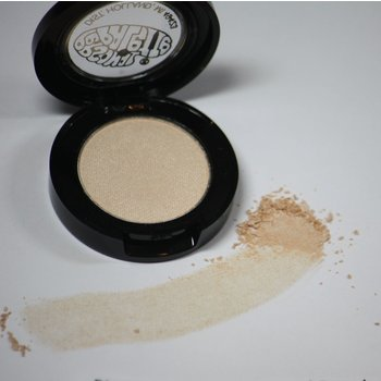 Cosmetics *Bisque, Satin Dry Pressed Powder Eye Shadow (511), .07 oz, Discontinued item - last stock available