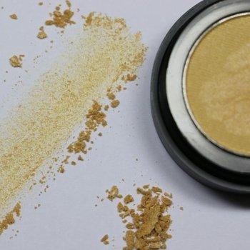 Cosmetics Butterscotch Dry Pressed Powder Eye Shadow (137), .053 oz