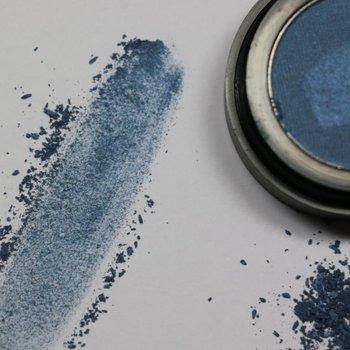 Cosmetics Blue Lagoon Dry Pressed Powder Eye Shadow (155), .053 oz