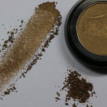 Cosmetics Golden Leaf Dry Pressed Powder Eye Shadow (165), .053 oz