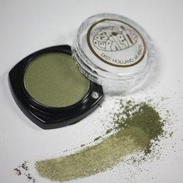 Cosmetics Alligator Pear Dry Pressed Powder Eye Shadow