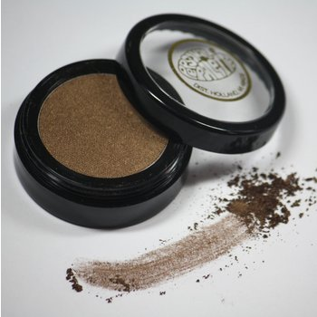 Cosmetics Antique Bronze Dry Pressed Powder Eye Shadow