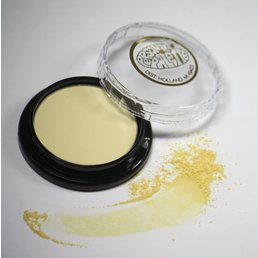 Cosmetics Banana Cream Matte Dry Pressed Powder Eye Shadow (B63), .14 oz