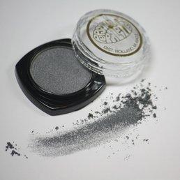 Cosmetics Blue Mink Dry Pressed Powder Eye Shadow