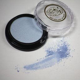 Cosmetics Blue Velvet Dry Pressed Powder Eye Shadow (A6), .14 oz