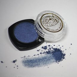Cosmetics Blue Mist Dry Pressed Powder Eye Shadow