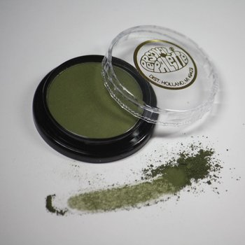 Cosmetics *Dusty Olive Matte Dry Pressed Powder Eye Shadow (B47), .14 oz Discontinued item - last stock available
