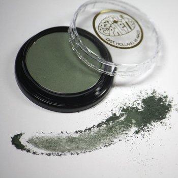 Cosmetics Forest Green Matte Dry Pressed Powder Eye Shadow (B43), .14 oz