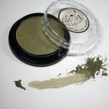 Cosmetics Golden Olive Dry Pressed Powder Eye Shadow (A10), .14 oz