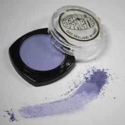 Cosmetics Orchid Dry Pressed Powder Eye Shadow