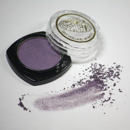 Cosmetics Plum Dry Pressed Powder Eye Shadow