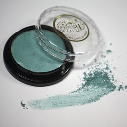 Cosmetics Sheer Aqua Dry Pressed Powder Eye Shadow (B8), .14 oz