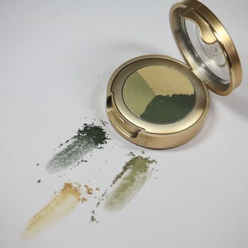 Cosmetics *Grasshopper Dry Pressed Powder Eye Shadow Trio<br />Discontinued item - last stock available
