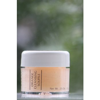 Skin Care Orange Cleansing Souffle .25 oz. ~ 5 day-trial size<br />Dry | Oily | Combination | Normal
