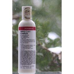 Skin Care Triple C&E Complex, Professional bottle 4 fl.oz.