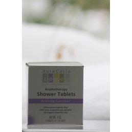 ApothEssence LifeStyle Enhancement- Bath, Body, Home & Health Shower Tabs - Lavender