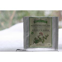 ApothEssence LifeStyle Enhancement- Bath, Body, Home & Health Herbal Bath, Melissa & Valarian