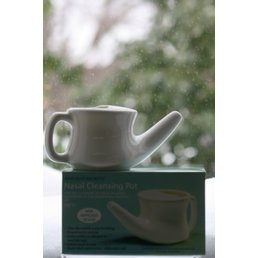 ApothEssence LifeStyle Enhancement- Bath, Body, Home & Health Nasal Pot, Ancient