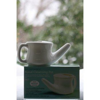 ApothEssence LifeStyle Enhancement- Bath, Body, Home & Health Nasal Pot, Ancient