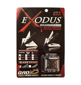 QAD QAD Exodus Replacement Blades