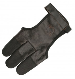 Legacy Legacy Buffalo Leather 3 Finger Shooting Glove