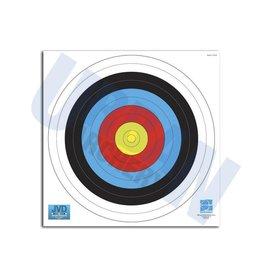 JVD JVD Target Face 40cm - 250pack