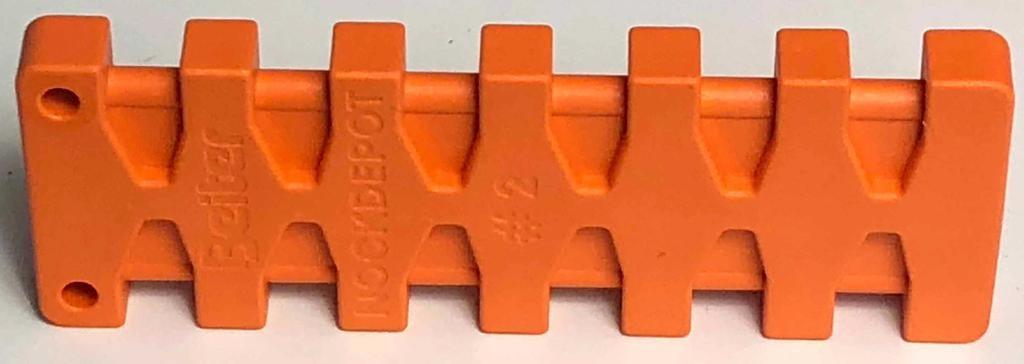 Beiter Beiter Nock Depot #2 Orange