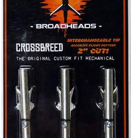 True Blue Trueblue Crossbreed Broadhead