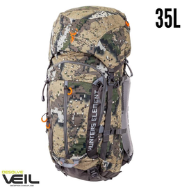Hunters Element Hunters Element Boundry Pack 35L