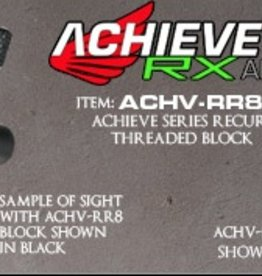 AXCEL SIGHTS Axcel Block Recurve thread 8/32