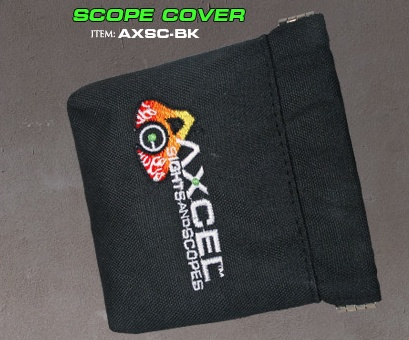 AXCEL SIGHTS Axcel Scope Cover