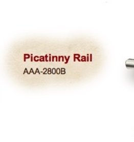 Axion Picatinny Rail