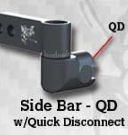 B-Stinger B-Stinger Adjustable Side Bar Quick Detach