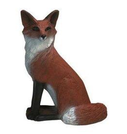 Delta Red Fox 3D Target