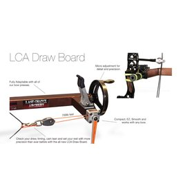 Last Chance Last Chance Archery Draw Board