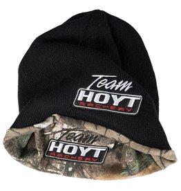 Hoyt Hoyt Beanie Black/Camo Reversible