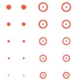 Titan Gunstar Circles and Dots