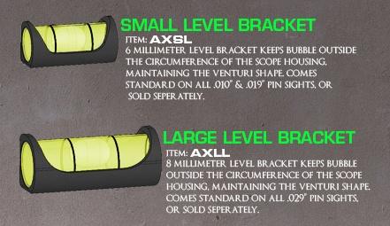 AXCEL SIGHTS Axcel Level