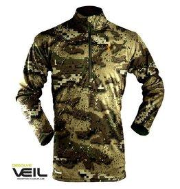 Hunters Element Hunters Element Prime Winter LS Zip Shirt