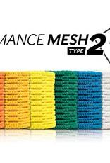 String King Type 2X Grey Lacrosse Mesh