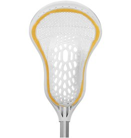 Warrior Evo Warp White High Pocket Lacrosse Head