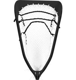 Warrior Wall Black Head & White Mesh Complete Stick