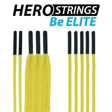 East Coast Mesh East Coast Dyes Golden Yellow Hero Strings