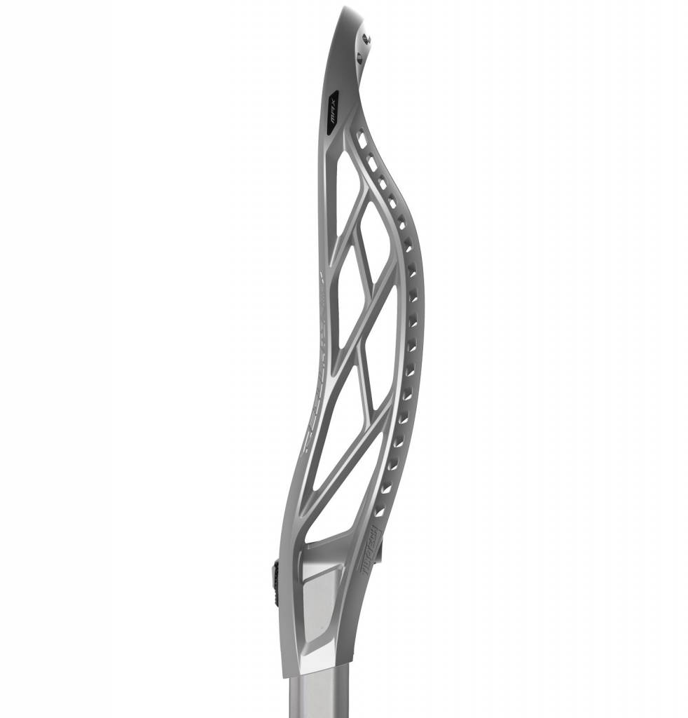 Brine Regulator Max X Grey Unstrung Lacrosse Head