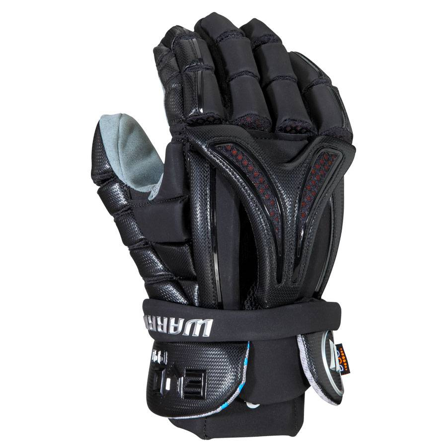 Warrior Evo Pro Lacrosse Glove Black XL