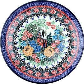 Ceramika Artystyczna Dinner Plate U4023 Signature