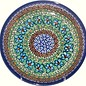 Ceramika Artystyczna Dinner Plate Cottage Green Signature