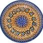 Ceramika Artystyczna Dinner Plate Cottage Amber Signature 3.5