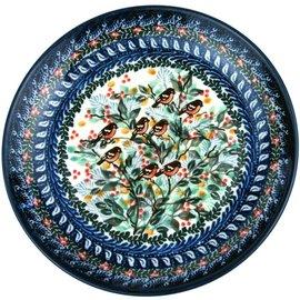 Ceramika Artystyczna Dinner Plate U2649 Signature