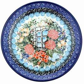 Ceramika Artystyczna Dinner Plate U4015C Signature